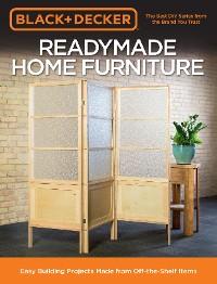 Cover Black & Decker Readymade Home Furniture