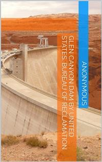 Cover Glen Canyon Dam