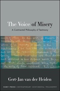 Cover Voice of Misery, The