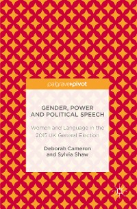 Cover Gender, Power and Political Speech