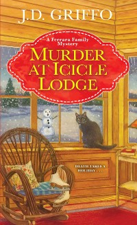 Cover Murder at Icicle Lodge