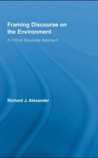 Cover Framing Discourse on the Environment