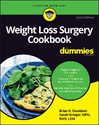 Cover Weight Loss Surgery Cookbook For Dummies