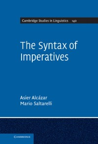 Cover Syntax of Imperatives