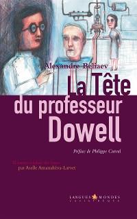 Cover La tête du professeur Dowell