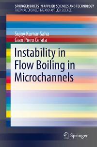 Cover Instability in Flow Boiling in Microchannels