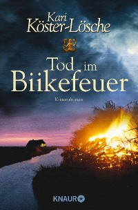 Cover Tod im Biikefeuer