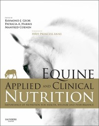 Cover Equine Applied and Clinical Nutrition E-Book