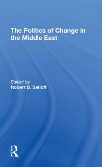 Cover Politics Of Change In The Middle East