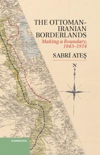 Cover Ottoman-Iranian Borderlands