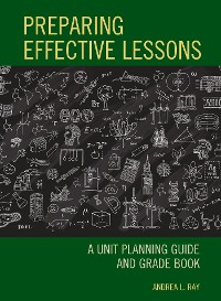 Cover Preparing Effective Lessons