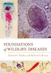 Cover Foundations of Wildlife Diseases