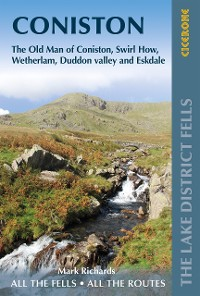 Cover Walking the Lake District Fells - Coniston