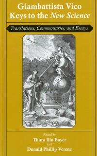 "Cover Giambattista Vico: Keys to the ""New Science"""