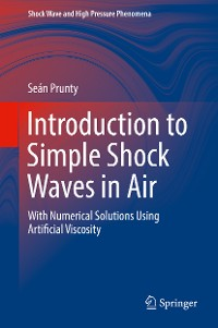 Cover Introduction to Simple Shock Waves in Air