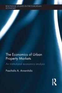 Cover Economics of Urban Property Markets