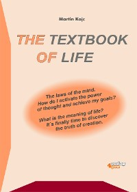 Cover The textbook of life. The laws of the mind.