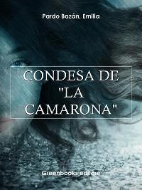"""Cover Condesa de """"La Camarona"""""""
