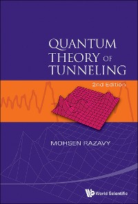 Cover Quantum Theory Of Tunneling (2nd Edition)