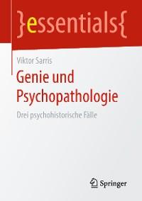 Cover Genie und Psychopathologie