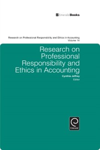 Cover Research on Professional Responsibility and Ethics in Accounting