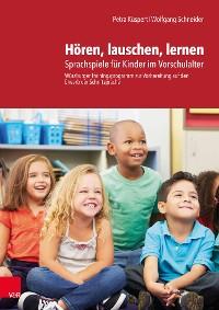 Cover Hören, lauschen, lernen – Anleitung