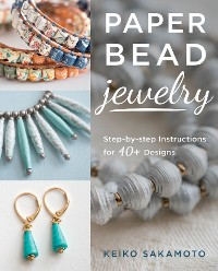 Cover Paper Bead Jewelry