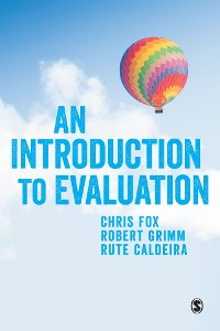 Cover An Introduction to Evaluation