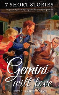 Cover 7 short stories that Gemini will love