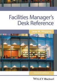 Cover Facilities Manager's Desk Reference