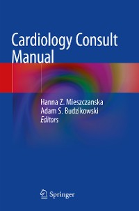 Cover Cardiology Consult Manual