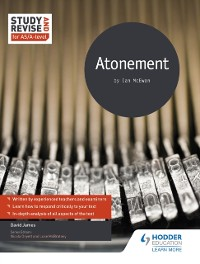 Cover Study and Revise for AS/A-level: Atonement