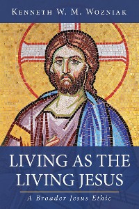 Cover Living as the Living Jesus