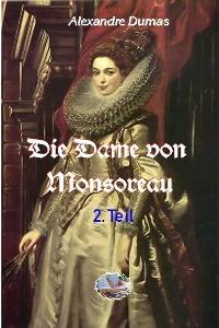 Cover Die Dame von Monsoreau , 2. Teil