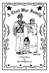 Cover A Civil War Family