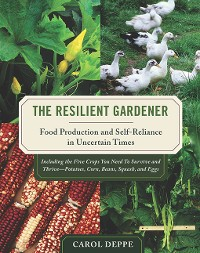 Cover The Resilient Gardener