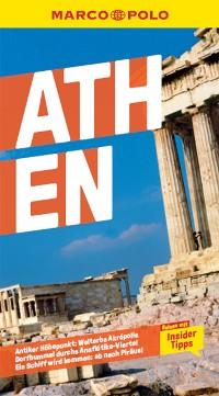 Cover MARCO POLO Reiseführer Athen