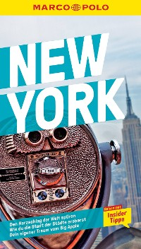 Cover MARCO POLO Reiseführer New York