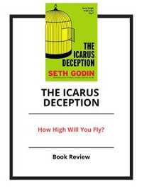 Cover The Icarus Deception