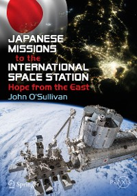 Cover Japanese Missions to the International Space Station