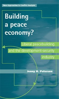 Cover Building a peace economy?