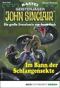 Cover John Sinclair 2060 - Horror-Serie