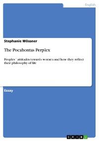 Cover The Pocahontas Perplex