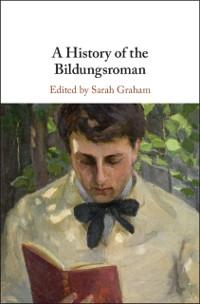 Cover History of the Bildungsroman
