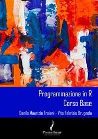 Cover Corso base di programmazione in R