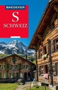 Cover Baedeker Reiseführer Schweiz