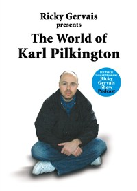 Cover World of Karl Pilkington
