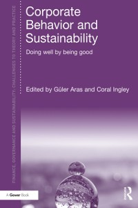 Cover Corporate Behavior and Sustainability
