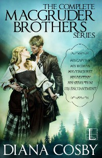 Cover The MacGruder Brothers ebook boxset (Diana Cosby)