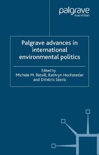 Cover Palgrave Advances in International Environmental Politics